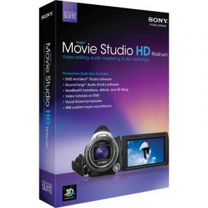 Vegas Movie Studio HD Platinum