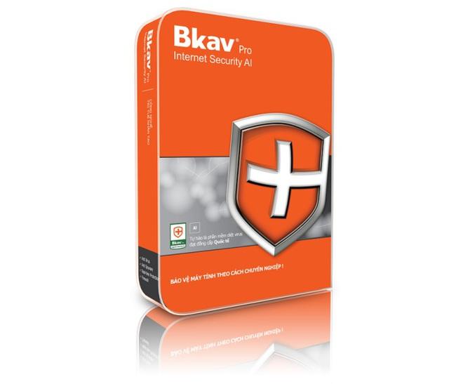 Phần mềm diệt virut bkav pro