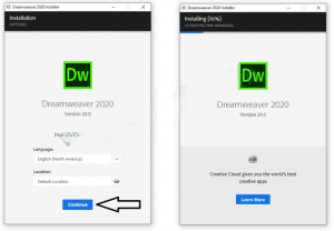 Download Adobe Dreamweaver CC 2020